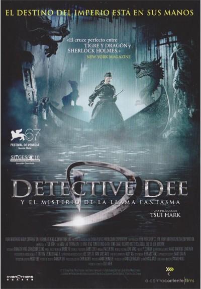 Detective Dee Y El Misterio De La Llama Fantasma (Di Renjie Zhi Tongtian Diguo)