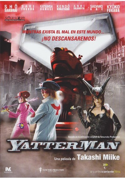 Yatterman (Yattâman)