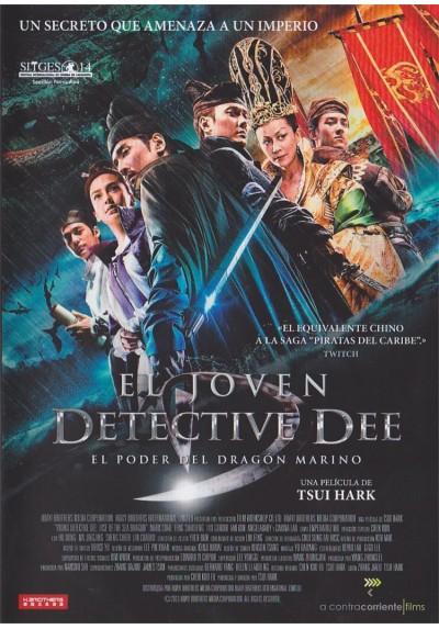 El Joven Detective Dee : El Poder Del Dragon Marino (Di Renjie: Shen Du Long Wang)