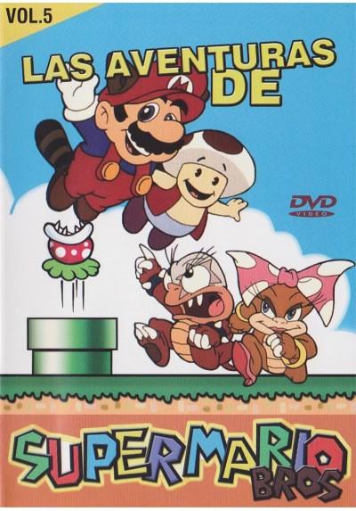 Las Aventuras De Super Mario Bros - Vol. 5