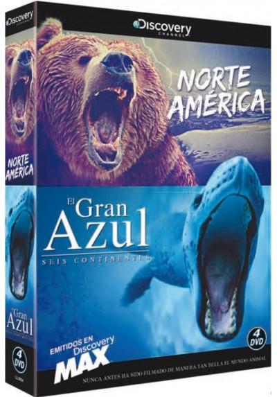 Norte America y el Gran Azul