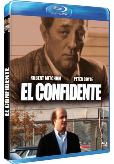 El Confidente (Blu-ray)