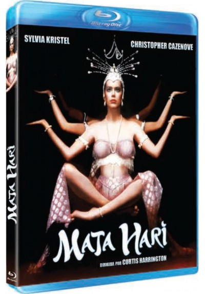 Mata Hari (1985) (Blu-Ray)