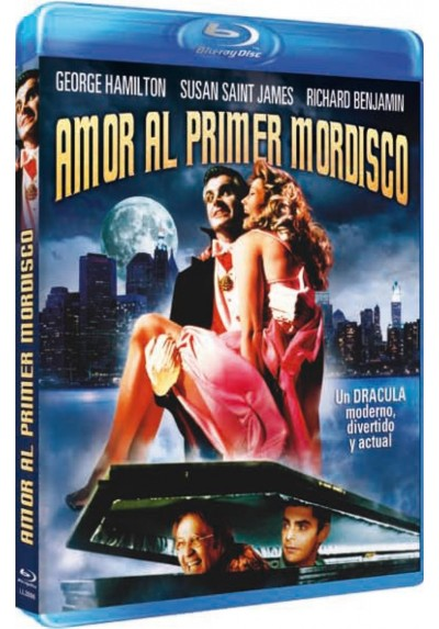 Amor al primer mordisco (Love at First Bite) (Blu-Ray)