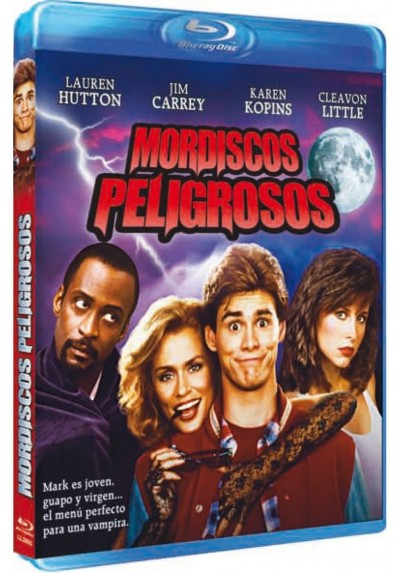 Mordiscos peligrosos (Once Bitten) (Blu-Ray)