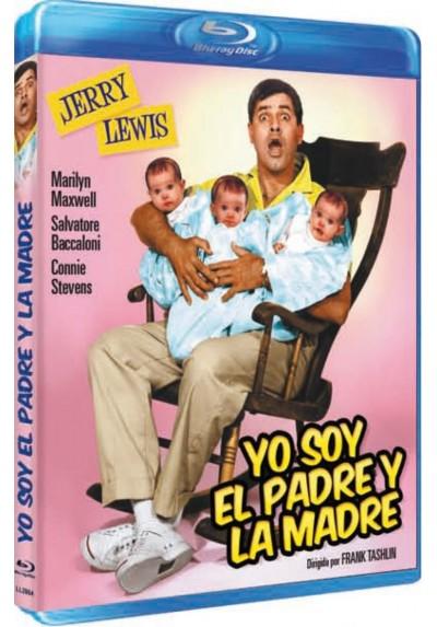 Yo soy el padre y la madre (Rock-a-bye Baby) (Blu-Ray)