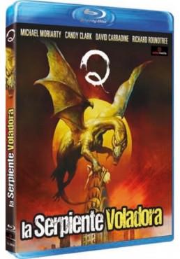 La serpiente voladora (Blu-Ray)