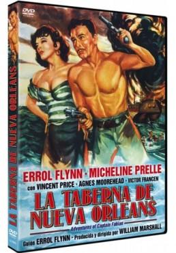 La taberna de Nueva Orleans (Adventures of Captain Fabian)