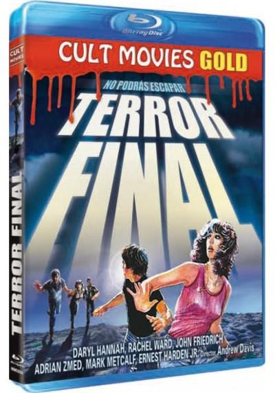 Terror final (The Final Terror) (Blu-Ray)