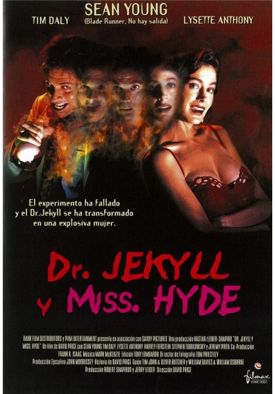 Dr. Jekyll Y Miss. Hyde