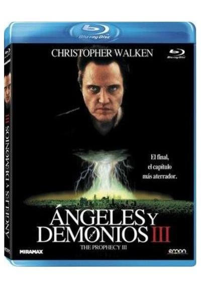 Angeles Y Demonios 3 (Blu-Ray) (The Prophecy 3: The Ascent)
