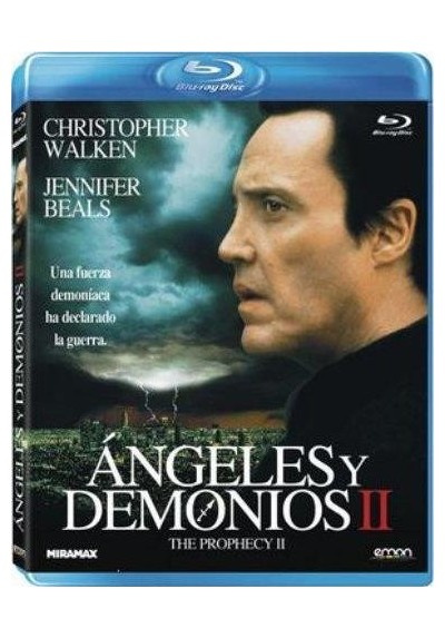 Angeles Y Demonios 2 (Blu-Ray) (The Prophecy II)
