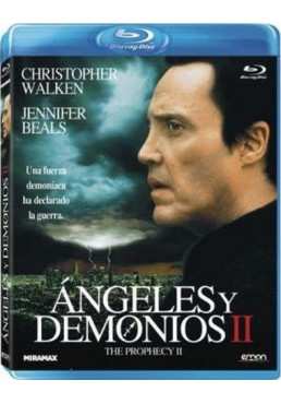 Angeles Y Demonios 2 (Blu-Ray) (The Prophecy II)