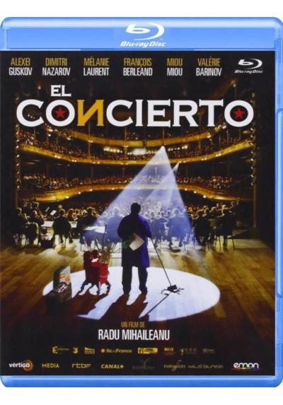 El Concierto (Blu-Ray) (The Concert)
