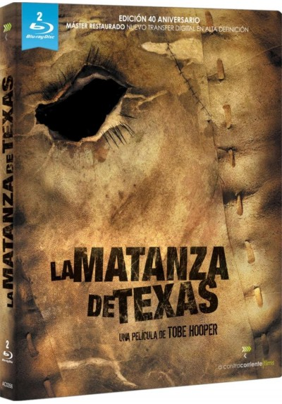La Matanza De Texas (1974) (Ed. 40 Aniversario) (Blu-Ray) (The Texas Chainsaw Massacre)