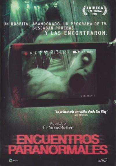 Encuentros Paranormales (Grave Encounters)