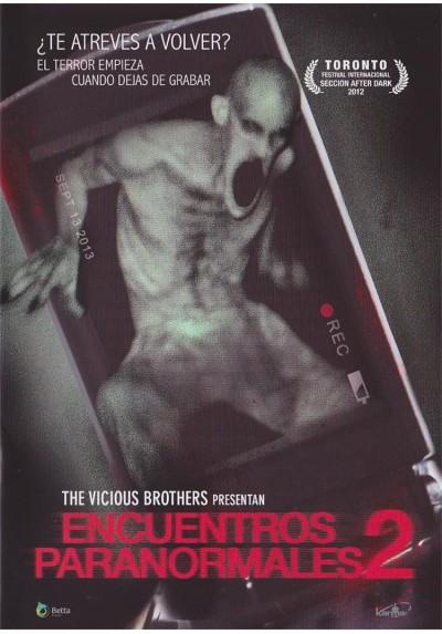 Encuentros Paranormales 2 (Grave Encounters 2)
