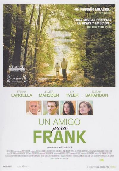 Un Amigo Para Frank (Robot And Frank)