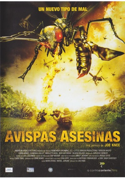 Avispas Asesinas (Dragon Wasps)