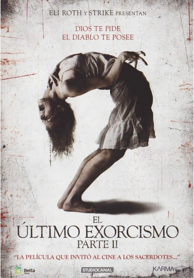 El Ultimo Exorcismo - Parte II (The Last Exorcism - Part II)