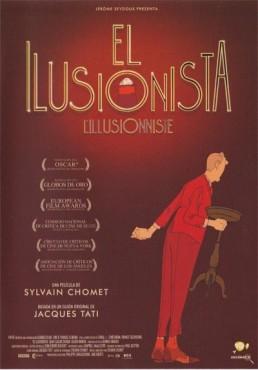 El Ilusionista (2010) (L´illusionniste)