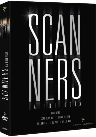 Scanners - La Trilogia
