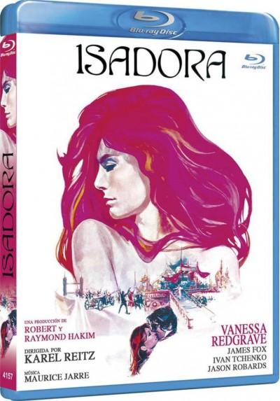 Isadora (Blu-Ray)