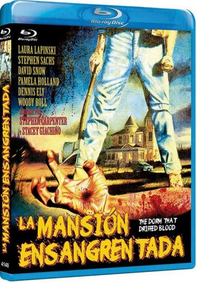 La Mansion Ensangrentada (Blu-Ray) (The Dorm That Dripped Blood)