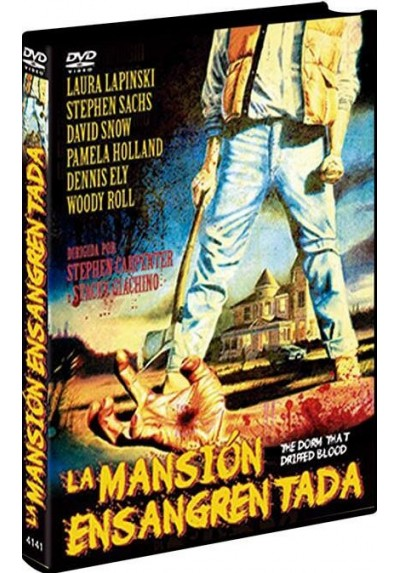 La Mansion Ensangrentada (The Dorm That Dripped Blood)