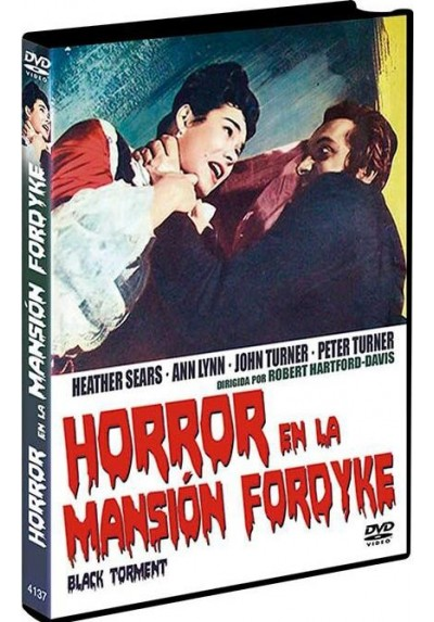 Horror En La Mansion Fordyke (The Black Torment)