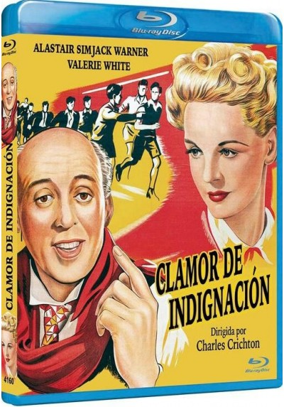Clamor De Indignacion (Blu-Ray) (Hue And Cry)
