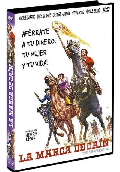 La Marca De Cain (The Desperados)