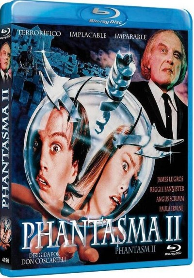 Phantasma II (Blu-Ray) (Phantasm II)