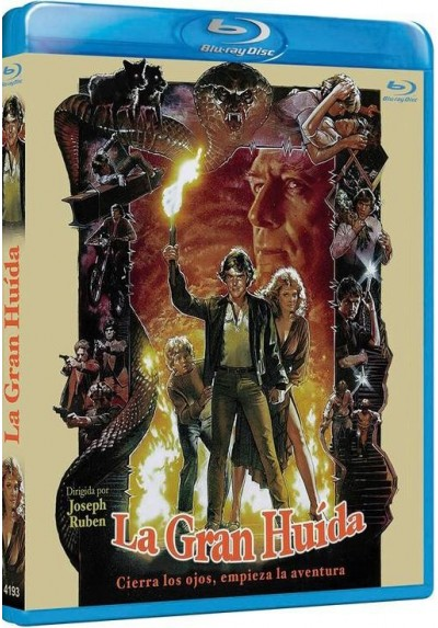 La Gran Huida (Blu-Ray) (Dreamscape)