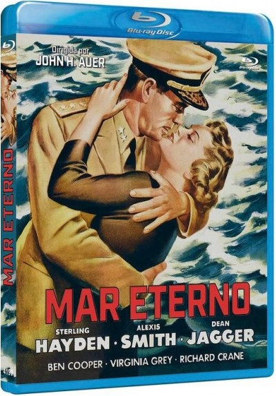 Mar Eterno (Blu-Ray) (The Eternal Sea)