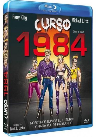 Curso 1984 (Blu-Ray) (Class Of 1984)