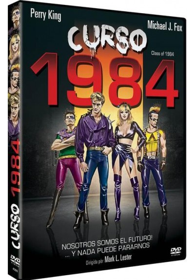 Curso 1984 (Class Of 1984)