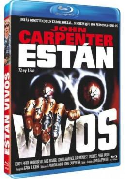 Estan Vivos (Blu-Ray) (They Live)