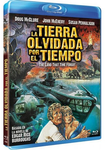 La Tierra Olvidada Por El Tiempo (Blu-Ray) (The Land That Time Forgot)