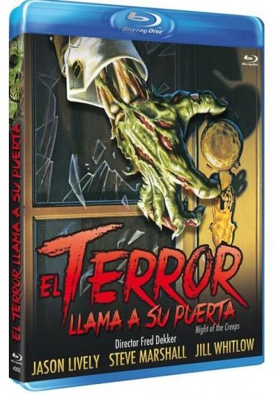 El Terror Llama A Su Puerta (Blu-Ray) (Night Of The Creeps)