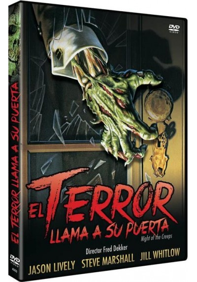El Terror Llama A Su Puerta (Night Of The Creeps)