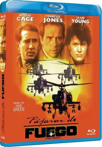 Pajaros De Fuego (Blu-Ray) (Fire Birds)