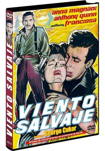 Viento Salvaje (Wild Is The Wind)