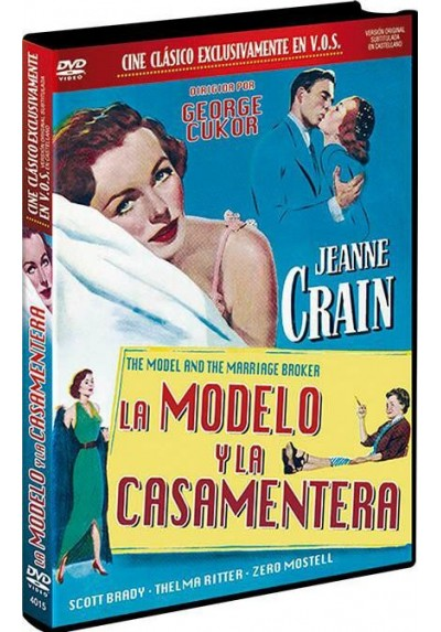 La Modelo Y La Casamentera (V.O.S.) (The Model And The Marriage Broker)