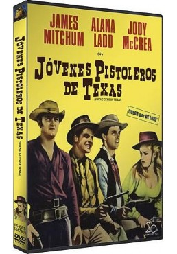 Jovenes Pistoleros De Texas (Young Guns Of Texas)