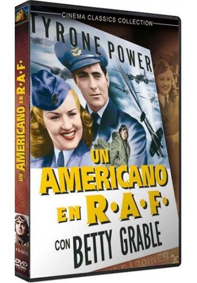 Un Americano En La R.A.F. (A Yank In The R.A.F.)