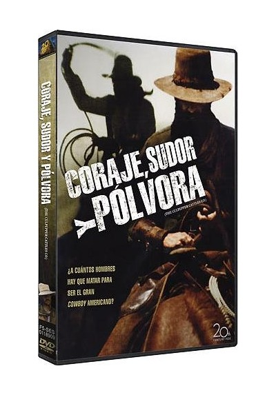 Coraje, Sudor Y Polvora (The Culpepper Cattle Co.)