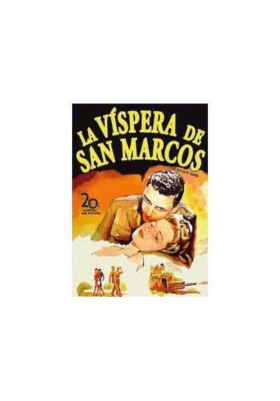 La Vispera De San Marcos (The Eve Of St. Mark)