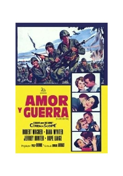 Amor Y Guerra (In Love And War)