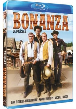 Bonanza - La Pelicula (Blu-Ray)